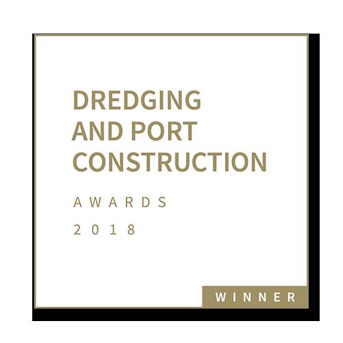 DPC Awards logo 2018 Winnner