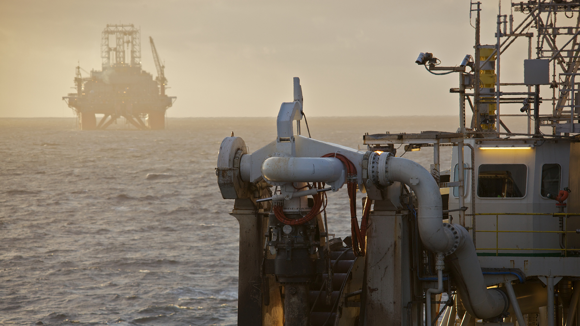 DPS, offshore